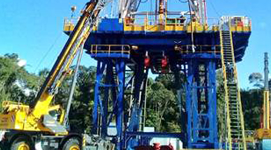 Drilling Rig Transportation