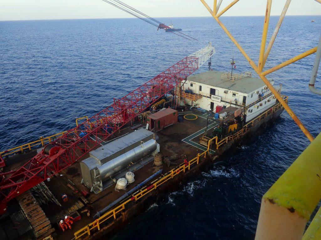 Noroccidental en operaciones offshore