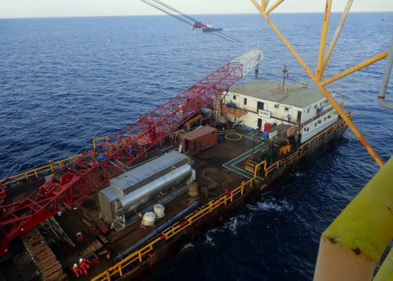Noroccidental in offshore operations